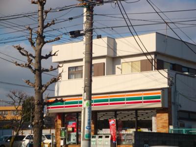 セブンイレブン日立千石町店まで413m