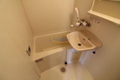 【浴室】ディナスティ福島