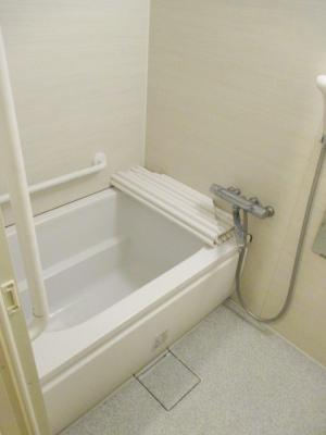 【浴室】フローラル東葛西Ⅴ
