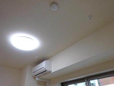 照明・エアコン・室内物干し