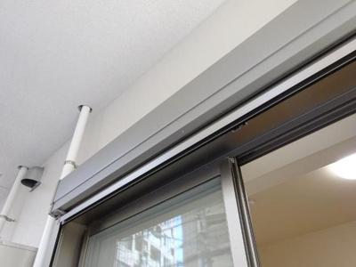 1階窓シャッター
