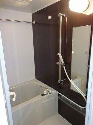 【浴室】プラネソシエ大森山王