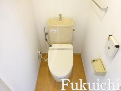 【トイレ】グランソレイユ