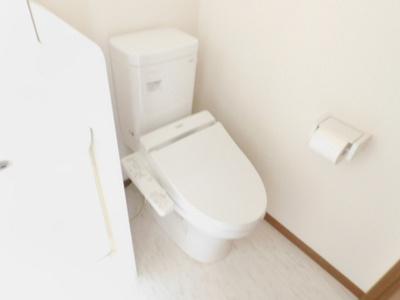 【トイレ】リーリエ船橋本町