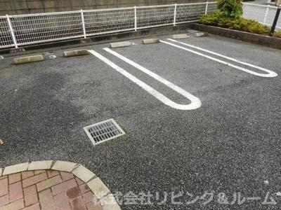 【駐車場】アンジュメゾン Ⅱ