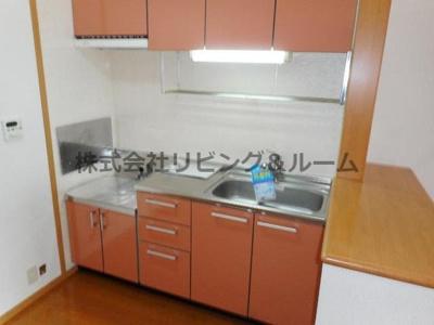 【キッチン】アンジュメゾン Ⅱ