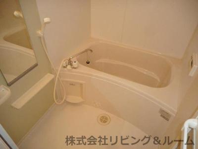 【浴室】アンジュメゾン Ⅱ