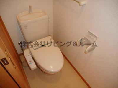 【トイレ】アンジュメゾン Ⅱ