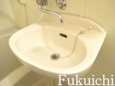 【洗面所】ハウス大岡山