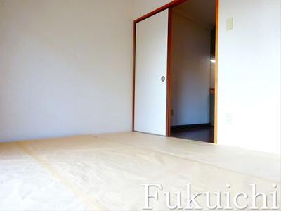 【寝室】ハウス大岡山