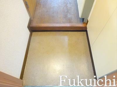 【玄関】ハウス大岡山