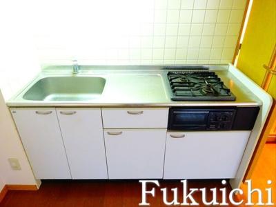 【キッチン】コリーヌ八雲 四番館