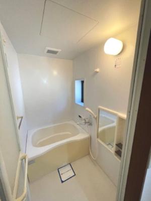 【浴室】クラ・ヴィラージュB棟