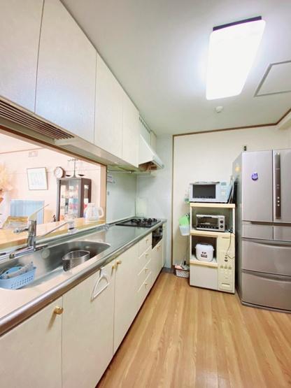 【キッチン】グランシティ平野