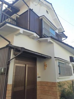 【外観】鳥取市東町3丁目 借家