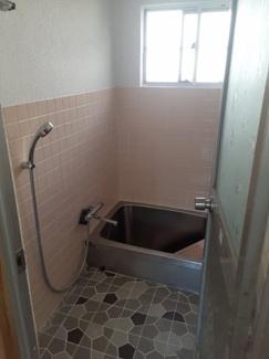 【浴室】鳥取市東町3丁目 借家