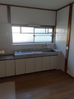 【キッチン】鳥取市東町3丁目 中古戸建て