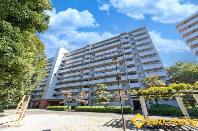 【外観】昭島つつじが丘ハイツ 15号棟 9階