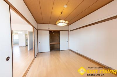 【洋室】昭島つつじが丘ハイツ 15号棟 9階