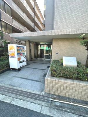 【エントランス】杭全4丁目マンション(フォレスタ育和)