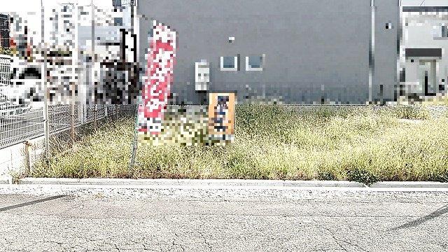 【外観】穂積1丁目A号地建築条件無売地