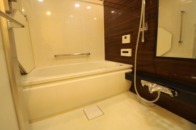 綺麗すぎる浴室、、、