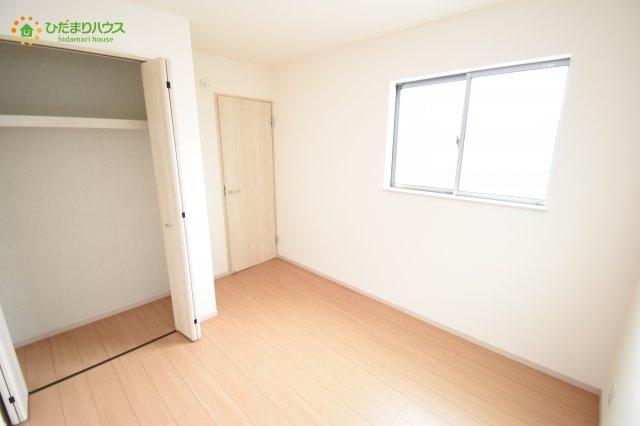 全室に収納スペースがあるので、お部屋の住空間もスッキリ広々つかえそうです(^^)/