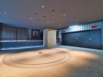 宮益坂ビルディング ザ・渋谷レジデンスの駐車場です。