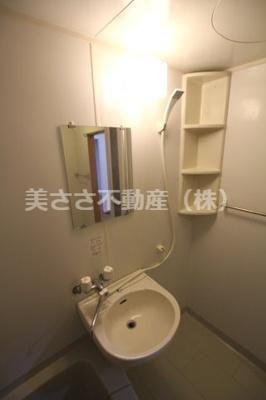 【浴室】モニカ