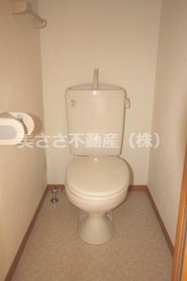 【トイレ】モニカ