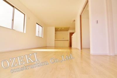 【区画図】越谷市東越谷1期1号棟