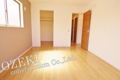 【地図】越谷市東越谷1期1号棟