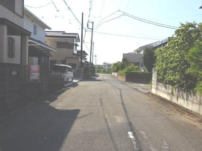 【前面道路含む現地写真】本庄市本庄 1280万 中古