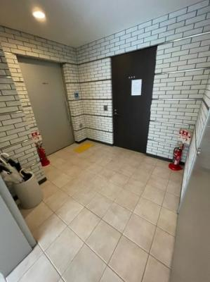 共用部分にもトイレ等の設備がございます。