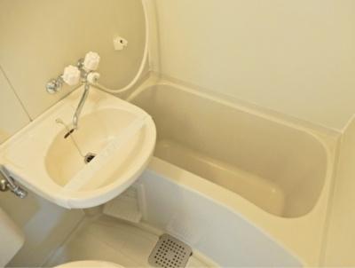 【浴室】グレイス目黒