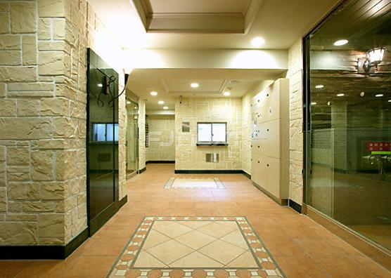 ガラ・ステーション東日本橋:安心便利なオートロック、宅配ボックス付きマンションです!