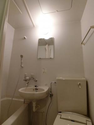 【浴室】マックポナム代々木公園