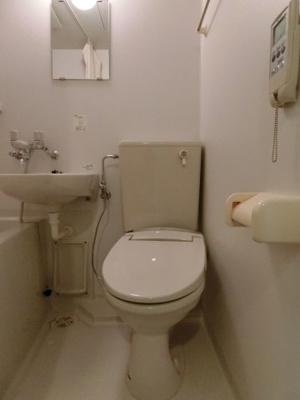 【トイレ】マックポナム代々木公園