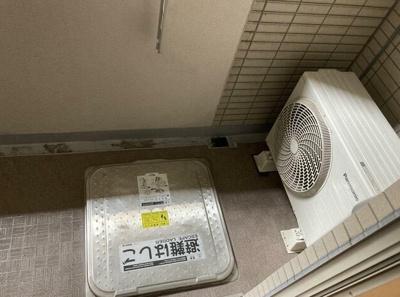 【バルコニー】パレステュディオ渋谷WEST