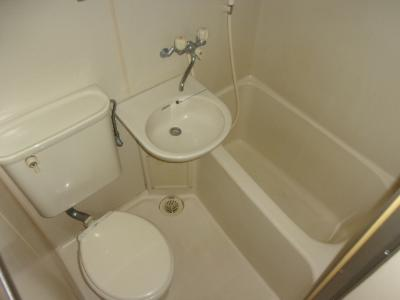 【浴室】モアクレスト亀戸