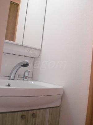 【独立洗面台】エスリード松屋町グレイス