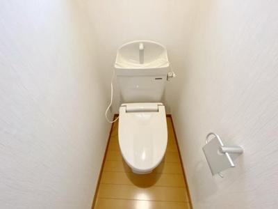 【トイレ】小林貸家
