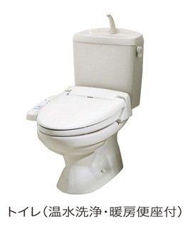 【トイレ】ラフレシール・ベルⅣ