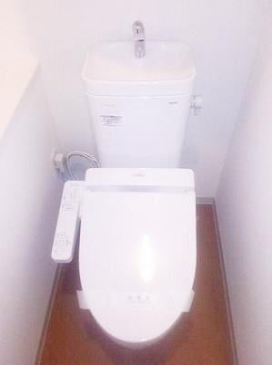 【トイレ】クレイシア菊川