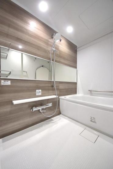 パークシティ杉並:浴室乾燥機・追い焚き機能付き浴室です!