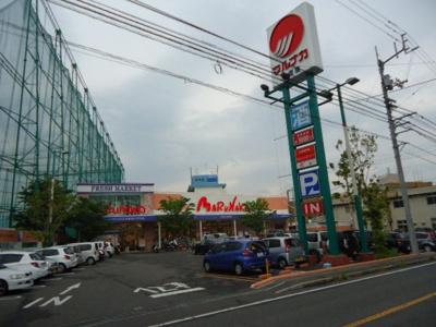 マルナカ小坂店(スーパー)まで723m