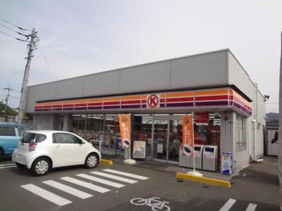 サークルK松山枝松店(コンビニ)まで207m