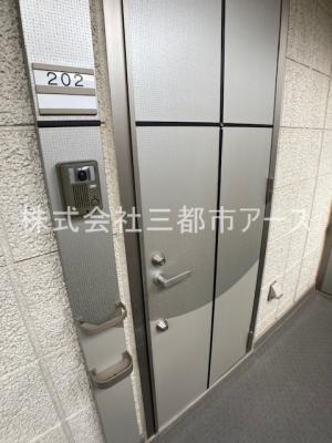 【玄関】クラッサメゾン