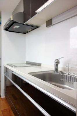 菱和パレス若松町のキッチンです。
