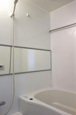 菱和パレス若松町のお風呂です。